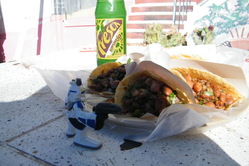 Local Baja Food